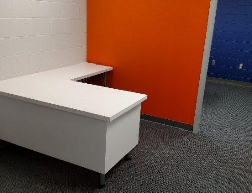 Orange Mile Office Refresh
