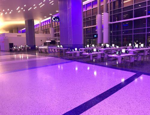 IAH Gate Hold Furniture