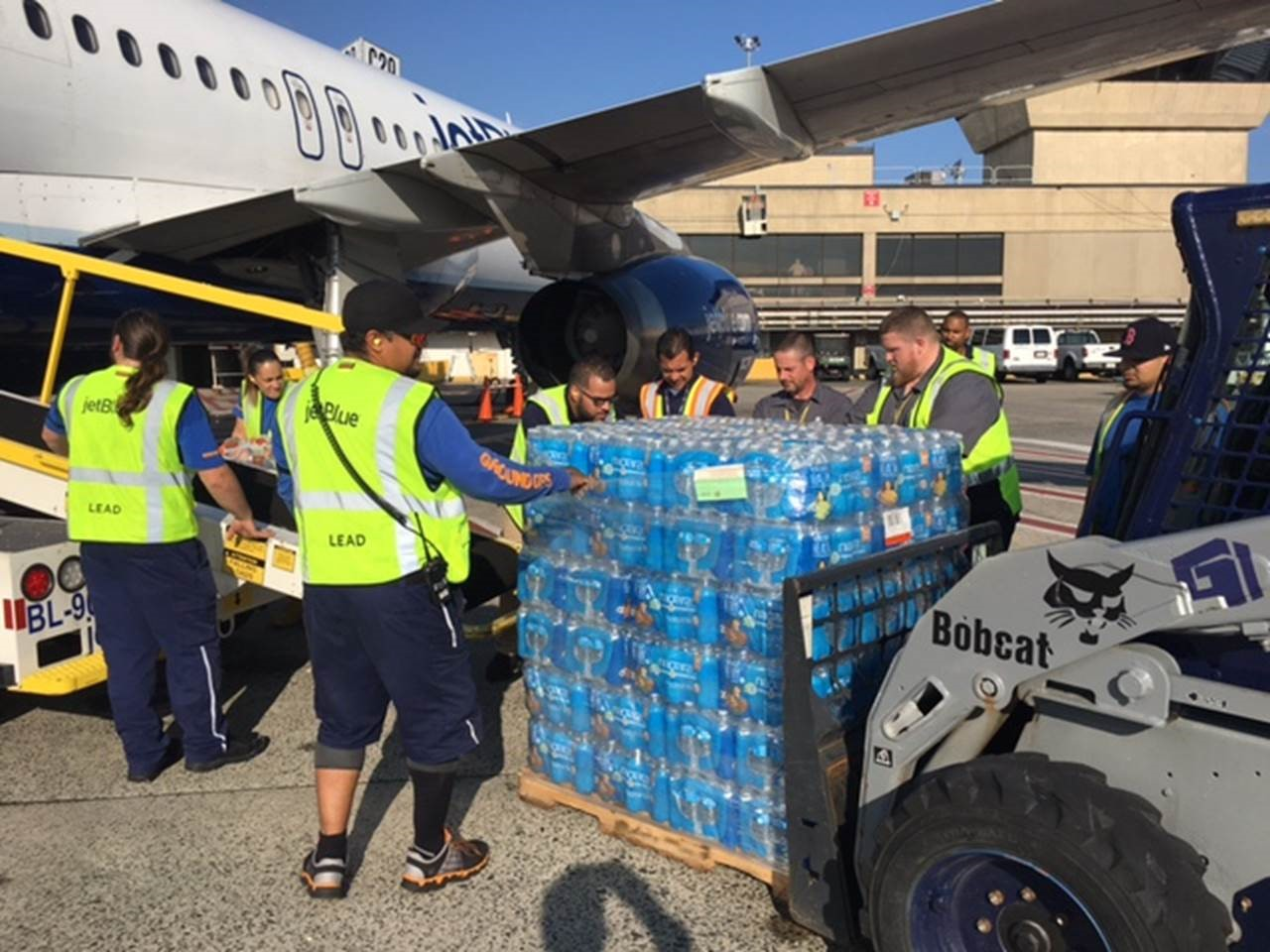 Hurricane Maria Relief Efforts – G1 Facility Services
