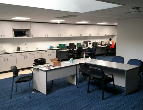 JetBlue Office Build-out