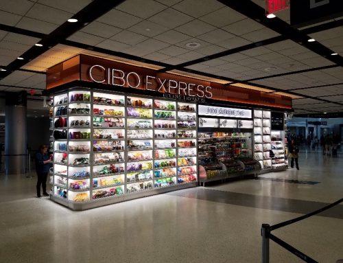 Cibo Express Buildouts