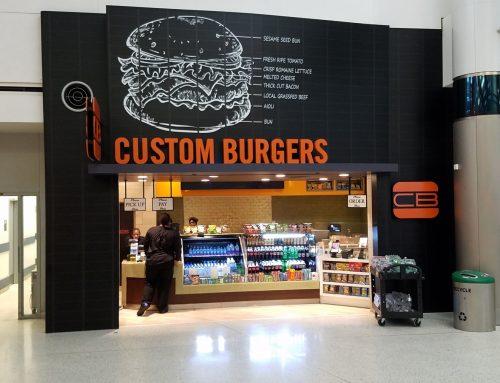 Custom Burgers