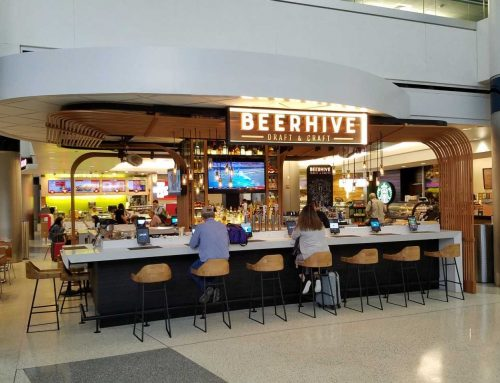 G1 Completes Build-outs for Beerhive Draft & Craft at IAH